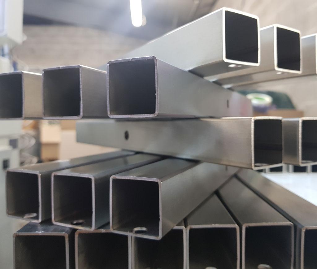 Dalcoupe - Produits travaillés - Barres plates, Barres rondes, Barres de formes